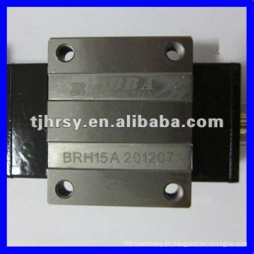 Bloco de rolamentos lineares ABBA BRH15A