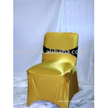 Charming bronzing Chair Cover