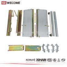 KEMA testou obturador do Switchgear da média tensão UNIGEAR SZ1 12KV