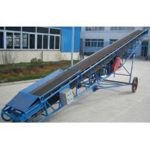 Ленточный конвейер / ленточный лифт (для насыпного или фасованного зерна)