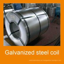 Aluzinc bobina de acero galvanizada