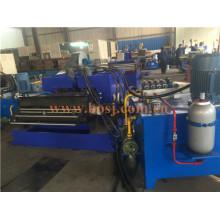 Armazém Logística Metal Storage Display Pallet Rack Roll Formando Máquina de Produção Tailândia