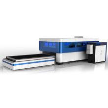 Machine de laser de fibre de commande numérique par ordinateur de coupe en métal