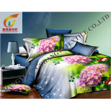 Hot sale bed use polyester fabric
