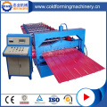 CNC Aluminium  Galvanized Roofing Panels Rolling Machinery