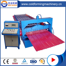 CE Standard Zinc Corrugated Sheet Extrusion Machine