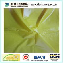 Tissu en taffetas en nylon ultrafin avec cire d'huile