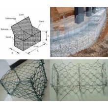 Gabion Box, Gabion Basket, Hexagonal Wire Mesh