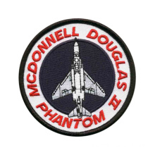 Computer Embroidery Plane Designs Clothing Patch