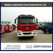 Caminhão de bombeiros de emergência e resgate HOWO 8000L