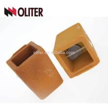 Использования одного измерения чел с Си углерода и содержание площади термического анализа кремния Кубок