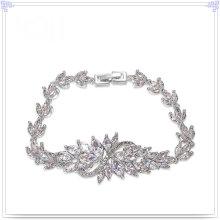 Bijoux en cristal Accessoires de mode Bracelet en cuivre (AB199)