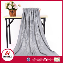 100% modacrylic jacquard woven airline blanket