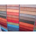 Polyester-Wildleder mit verschiedenen Farben für Heimtextilien