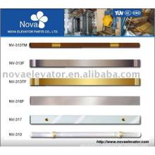 Lift Handrail for Elevator Cabin Decoration