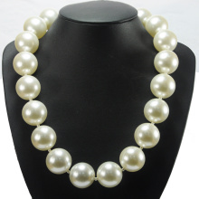 Wholesale Large Faux Pearl Necklaces