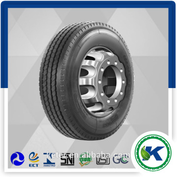 Nouveaux pneus radiaux de camion avec l'étiquette ECE Smartway 11R22.5 315 / 80R22.5 385 / 65R22.5 11R24.5