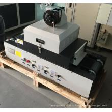Настольное УФ-отверждающее оборудование с шириной ленты 200 мм тефлоном
