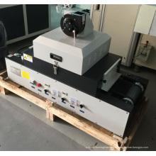 Настольная УФ-отверждения оборудование с ремня шириной 200 мм тефлон