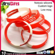 Promotional gifts logo custom bracelet tags