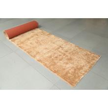 (TPRbacking) Non-Skid Top Car Silk Shaggy Carpet Mat Roll Textile