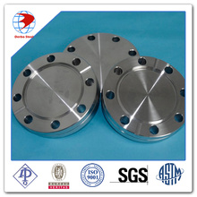 Chine Supply ANSI B16.5 Classe 150 Raised Face Blind Flange