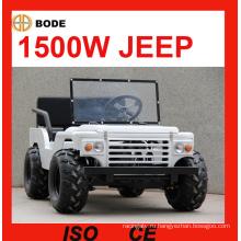 Новый 1500W военный автомобиль мини джип мини Land Rover