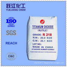 Rutile Titanium Dioxide Manufacturer for General Purpose with Favorable Price
