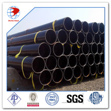 LSAW Oil Linepipe of  Carbon Steel  With FBE Coating