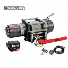 12V oder 24V elektrische UTV Winden 4500 Lbs