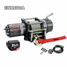 12V or 24V Electric UTV winches 4500 Lbs