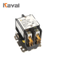 Certificate DP contactor AC contactor  100000 electrical endurance DP Contactor for hvac parts