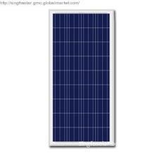 18V 100watt Mono Crystalline Silicon Solar Panels TUV Standard