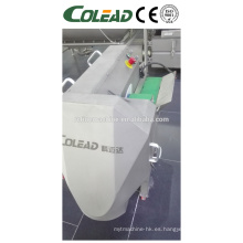 SUS304 hoja de acero inoxidable hoja de corte vegetal / cortador de vegetales / máquina de corte