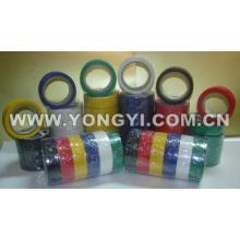 Cinta adhesiva eléctrica de PVC