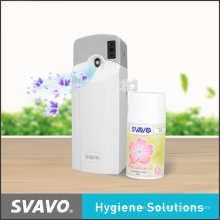 2015 Svavo V-870 Lockable 300ml/320ml Bathroom Automatic Perfume Fragrance Dispenser Wall Mounted Air Freshener Dispenser