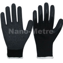 NMSAFETY construction latex gloves insulating rubber glove