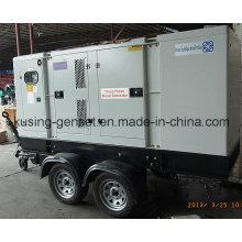 Дизельный генератор звуковой пробы для мобильных генераторов / дизель-генераторная бесшумная генераторная установка