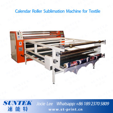 Calendar Rotary Heat Press Sublimation Machine for T-Shirt, Textile