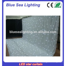 2 * 3m (H / L) RGBW LED Star Vorhang, LED Star Tuch, LED Bühne Tuch