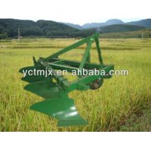 Tractor Mounted Agricultural mejor surco arado para la venta