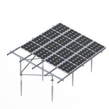 Soportes de montaje en panel solar montado en tierra Montaje PV
