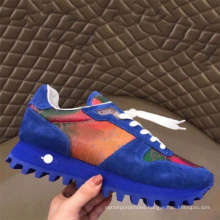 Designer luxury top quality brands casual lace up shoes big size sneakers 13