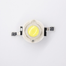 Superhelle weiße Hochleistungs-LED 5000K 350mA