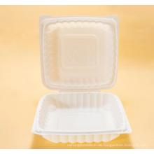 Einweg-Lunchboxen zum Mitnehmen in Restaurants