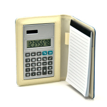B5 Notepad Organizer with Calculator