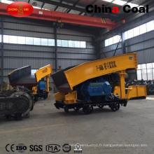 P60b Chargeur souterrain de roche de grattoir de mine de charbon souterraine