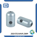 Алюминиевый автомобильный шланг и глушитель Сделано в Китае