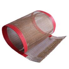 Tela de malla de fibra de vidrio PTFE de serigrafía de 4x4 mm