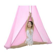 JW Wholesale Professional Colorful Gym Nylon Custom Antigravity Yoga swing Custom Yoga Hammock